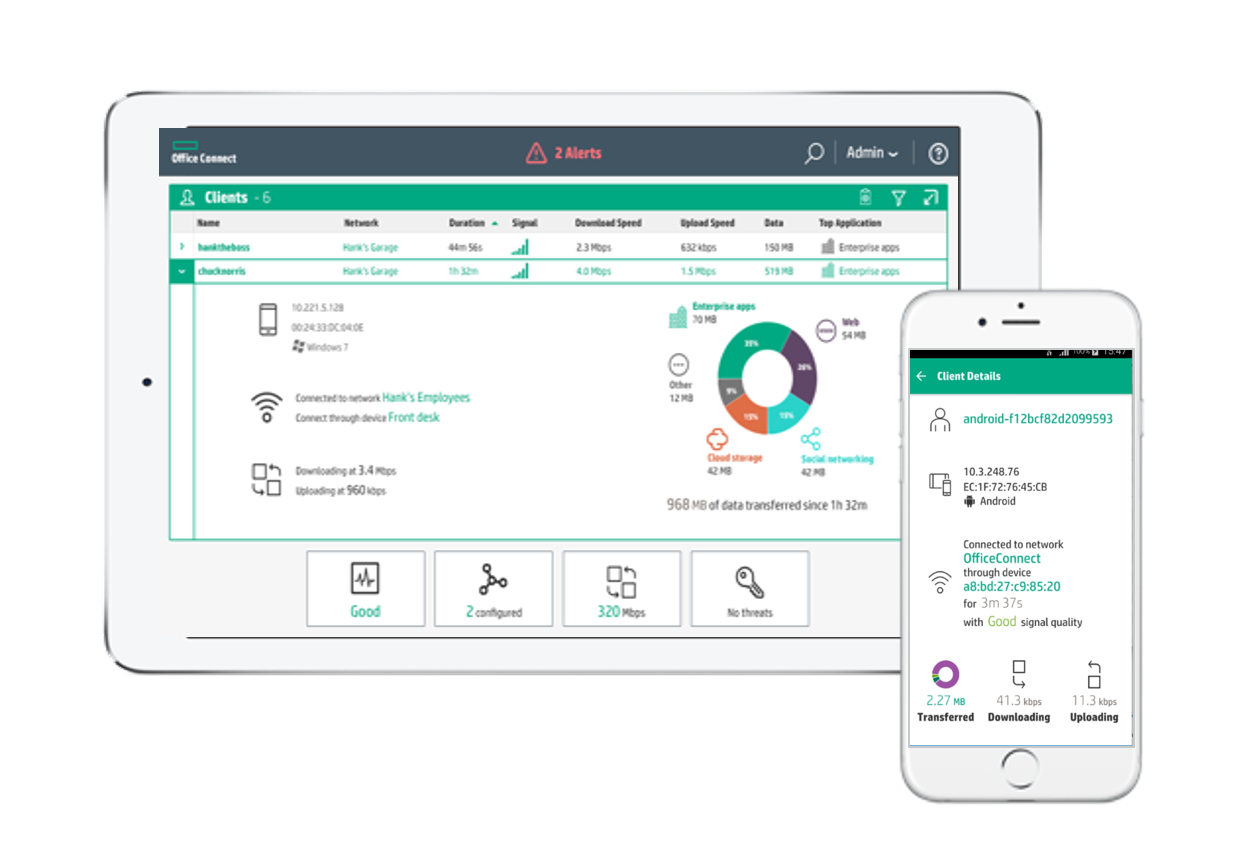 Hpe officeconnect 1920s switch series management and