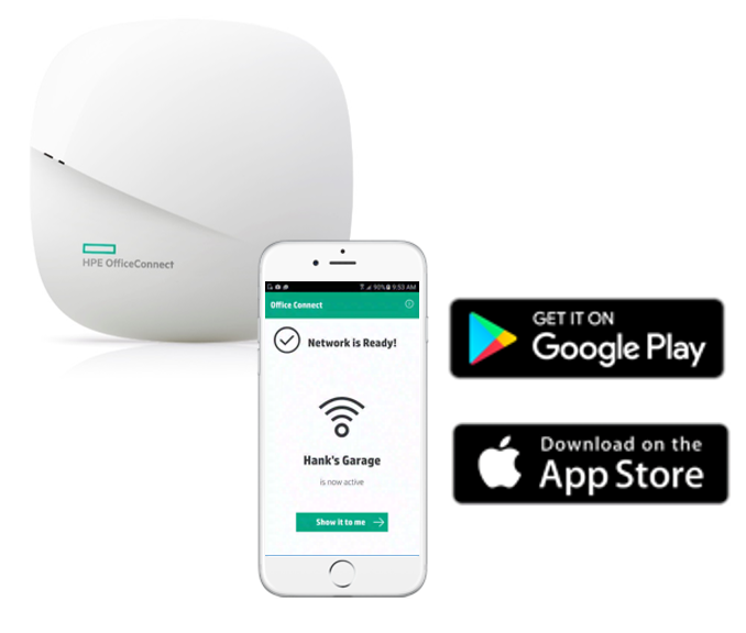 HPE OfficeConnect OC20 – Gigabit WiFi available to everyone