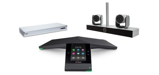 Polycom Trio goes professional with VisualPro! - Veracomp